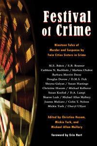 Festival of Crime Cover