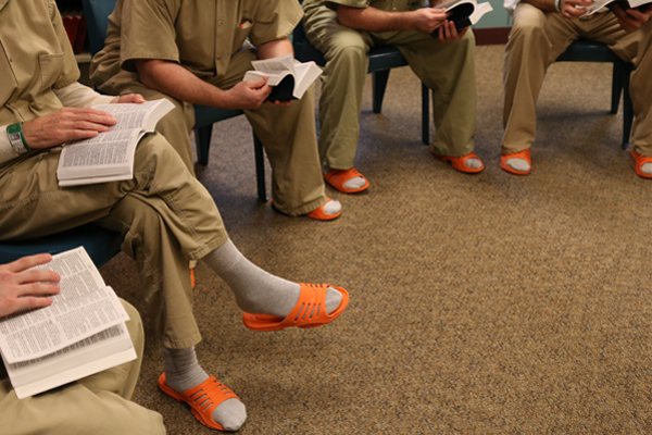 Dakota County Jail Tour · Twin Cities Sisters in Crime